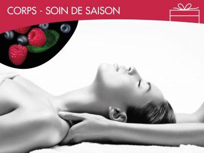 Massage saisonnier Corps Automne-hiver.