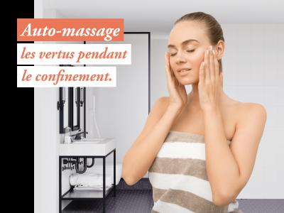 Les vertus de l'auto-massage.