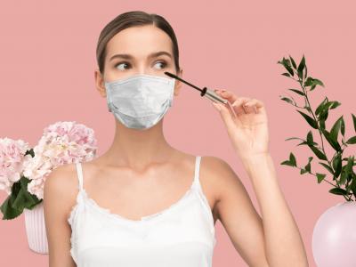 Comment se maquiller avec un masque ?